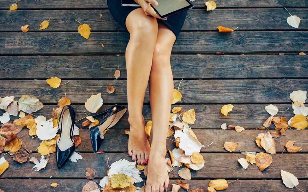 El efecto del calzado en nuestro cuerpo