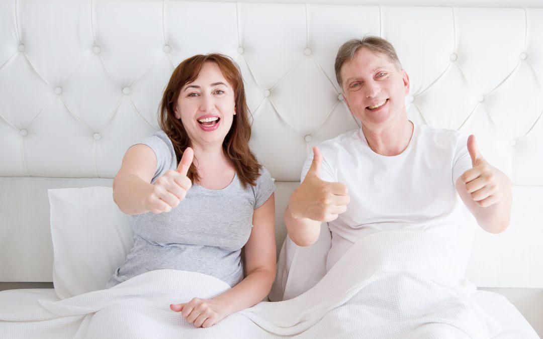 ¿Ejercitar el suelo pélvico durante el sexo? ¡Sí, te contamos cómo!