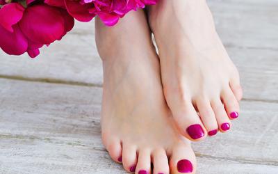Pedicura perfecta para lucir sandalias