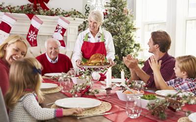 Celebraciones seguras esta Navidad
